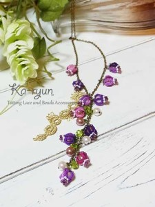 BerryBerryNecklace・Berry