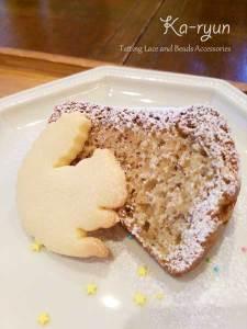 ナンフェア・バナナケーキ