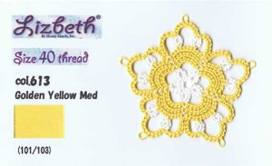 Col.613 - Golden Yellow Med