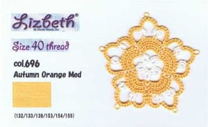 Col.696 - Autumn Orange Med