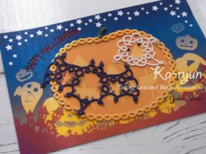 ハロウィンポストカード