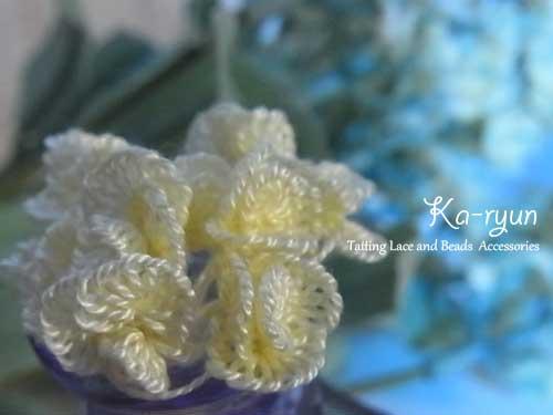 Shirley poppyのお花で別のものを…