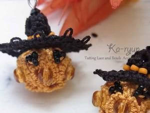 かぼちゃ作っとけ、ハロウィンモチーフ